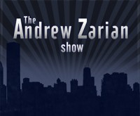 The Andrew Zarian Show Ep. 146 – Ambien and Penne 5-21-12