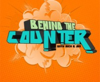 Behind The Counter Comics Ep. 80 – Social Media Comic Capers 8-8-13