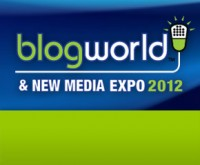 BlogWorld & New Media Expo 2012 – Marc Ensign 6-6-12